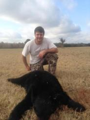 Congrats to John Bramble and crew for the first bear at Islanders!